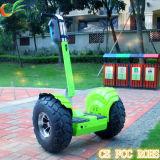 Motorino d'equilibratura di golf del carrello di golf del motorino di più grande di promozione due auto delle rotelle