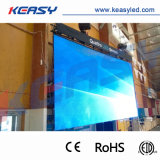 Signo de LED de exterior curvada de la pantalla de la Junta cartelera digital