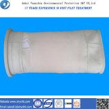 Feutre PPS de pointeau de bonne qualité et filtre à manches de composition de PTFE pour l'usine de la colle