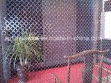 Стальные Link декоративные проволочной сеткой