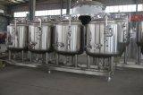 ステンレス鋼の自家製のものの円錐発酵槽、マイクロビールホーム発酵槽、発酵タンク
