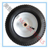 좋은 품질 압축 공기를 넣은 고무 잔디 깍는 기계 바퀴