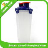 Grandes portátiles creativos de vidrio taza de agua de moda tapas de botella (SLF-WB030)