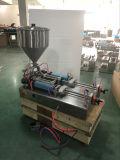 Mesa de 2 Cabeças Pneumática máquina de enchimento de atolamento