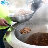 Gran capacidad Venta caliente Chili de cacahuetes recubiertos de castañas de Cajú nueces almendras hacer máquina de procesamiento de fritura de tostado