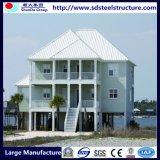 Het nieuwe Huis van de Container van het Ontwerp Mobiele Draagbare met de Zaal van het Toilet en van het Bureau