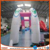 In het groot Afneembaar om het even welk rangschikt OpenluchtBogen Inflatables