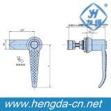 Ключевой замок ручки для шкафа металла (YH9697)