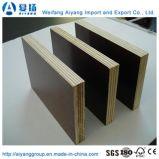 1220*2440*18мм фанеры с черной пленкой из Weifang