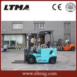 Fourche 1.5ton de chariot élévateur de batterie du prix concurrentiel 1-4ton de Ltma