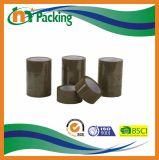 Fita de empacotamento do adesivo BOPP de Brown/Tan