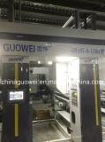 기계를 인쇄하는 6개의 색깔 컴퓨터 통제 고속 플라스틱 윤전 그라비어