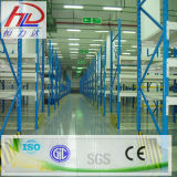Prateleira ajustável aprovada do armazenamento do armazém do mezanino do Ce