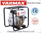 Fabricante Yarmax 3 pulgadas de hierro fundido diesel refrigerado por aire de la bomba de agua a alta presión ISO aprobado CE