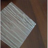 El ácido grabado al agua fuerte/imprimió/vidrio modelado/del arte para el vidrio de la decoración con la alta calidad (JINBO)