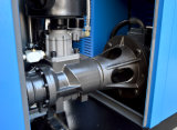 변하기 쉬운 주파수 공기 끝을%s 가진 기름에 의하여 주사되는 압축기