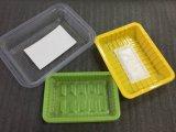 Выполненная на заказ устранимая пластичная прозрачная коробка для упаковки фрукт и овощ