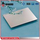 Панели зеркала серебра эластичного пластика вещества активной зоны LDPE алюминиевые составные