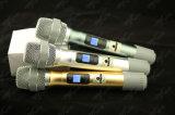 Système de microphone sans fil Guide de visite à cristaux liquides Microphone