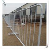 El tráfico de la seguridad peatonal de la construcción de barreras de control de multitudes/barrera temporal valla