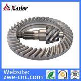 CNC MachiningによるカスタムMetal Worm GearおよびWorm