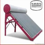 Soth SABS 증명서를 가진 아프리카에 의하여 철수되는 관 태양열 주택 난방 장치