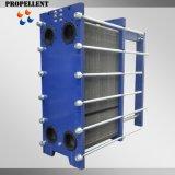 Placa de la deslizadera gran intercambiador de calor para las industrias de celulosa y papel
