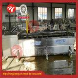 Machine automatique de transformation de de légumes de machine de lavage et d'écaillement de pomme de terre de raccord en caoutchouc
