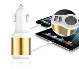 Chargeur de voiture à double USB 3.1A pour iPhone Chargeur de prix d'usine
