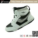 Ботинки малышей вскользь ботинок ботинок конька высокого качества высокие 16042-2