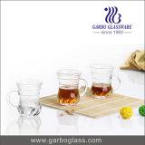 кружки малого чая 5oz стеклянные с ручкой (GB090105LX)