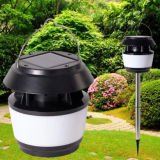 Оптовые цены Противомоскитные Killer 8LED кемпинг солнечной лужайке лампа