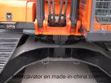 Excavatrices de creusement de chenille de la machine Bd150 de support à vendre
