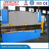 Wc67k-63X2500 E210 contrôleur hydraulique pliante en aluminium machine / plieuse en métal
