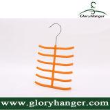 Commerce de gros Hight qualité Serviette en plastique anti-patinage/Pant Hanger