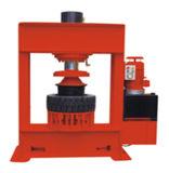 Prensa sólida de los neumáticos 120ton / prensa de neumáticos inútiles de la carretilla elevadora (TP120)