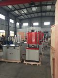 Máquina de prueba universal hidráulica de la barra de acero de 30 toneladas