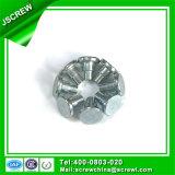 Головки лотка нержавеющей стали заклепка алюминиевой круглой головной Semi-Полая