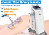 Dispositif extracorporel acoustique d'onde de choc d'onde choc de douleur de système physique de thérapie