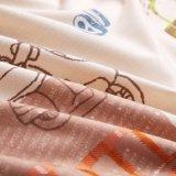 베갯잇 침대 시트 깃털 이불 덮개를 포함하여 현대 디자인 4PCS 침구 세트