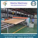 Machine de découpe de placage de contreplaqué pour l'usine de contreplaqué