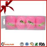 Arco Huevo colorido de la cinta para la decoración de la boda