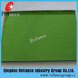 glace r3fléchissante 6mm vert-foncé de 5mm 5.5mm avec le certificat de Ce/ISO