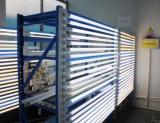 Het Licht van de Lamp van de Buis van het LEIDENE Glas van SMD IC 85-265V 0.6m 9W