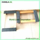 Laminação de manta de fibra de Skate grande roda PP Dolly de madeira de qualidade