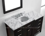 Marmorspitzenbadezimmer-Schrank-/festes Holz-Badezimmer-Eitelkeit