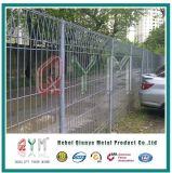 Загородка Brc панели Rolltop ограждать/обеспеченностью сетки свернутой верхней части Brc