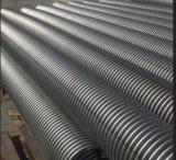 Het roestvrij staal plooide Flexibele MetaalSlang