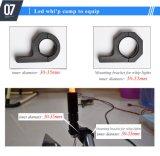 LED Flexible ATV/UTV Whips avec base de libération rapide