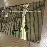 Strato no. 4 dell'acciaio inossidabile 304 del campione libero 201 o lamina di metallo di rivestimento dello specchio
